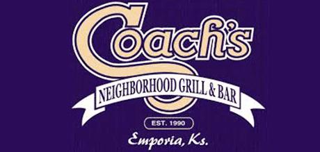 Coach's Grill & Bar