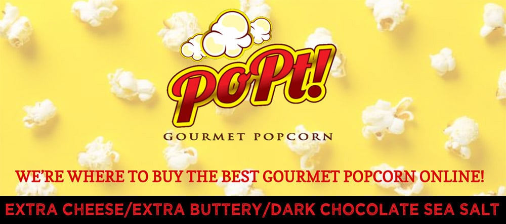 Popt Gourmet Popcorn - 3