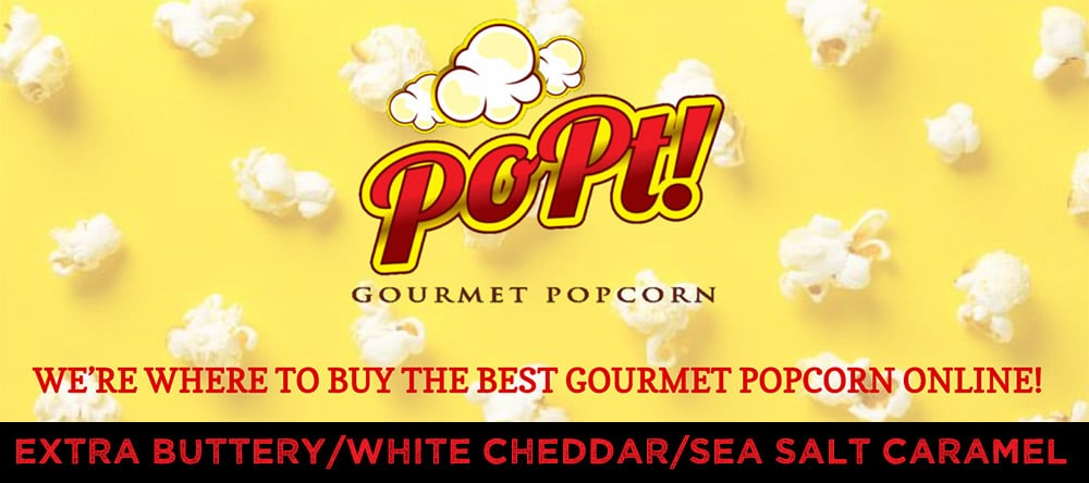 Popt Gourmet Popcorn - 2