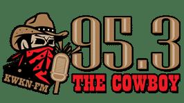 The Cowboy 95.3 KWKN-FM
